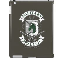 Military Police iPad Case/Skin