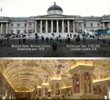 World's 10 largest museums by emersonrose