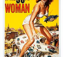 Attack of the 50ft Woman by LH-Designs