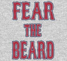 Red Sox - Fear The Beard by xnmex