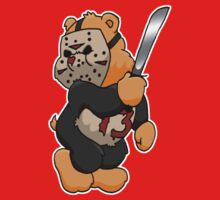 Jason Bear by yayzusbear