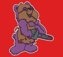 Leatherface Bear by yayzusbear