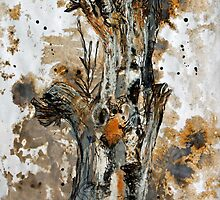 Bleached tree by Fiona Mill