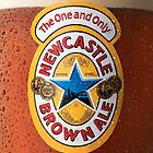 Newcastle Brown Ale by Erick Smith