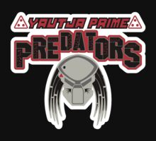 Yautja Prime - Predators by kingUgo