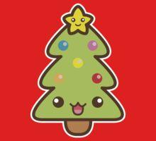 Kawaii Christmas Tree by destei