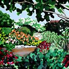 Plein Air in the Garden by signaturelaurel