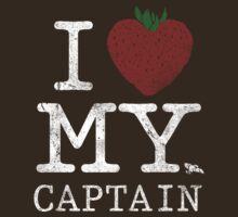 I Love My Captain by tyna