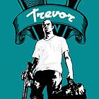 GTA 5 - Trevor by Mixposters