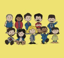 Parks and Rec Peanuts Kids Clothes