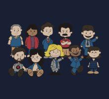 Parks and Rec Peanuts Kids Clothes