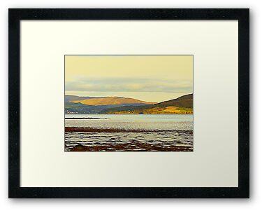 Looking From Rathmullan Across Lough Swilly by Fara