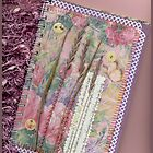 A Journal - Cover Designed By Sandra Foster  by Sandra Foster
