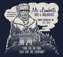 Mr. Lambert's Bed & Breakfast by Punksthetic
