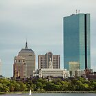 Downtown Boston by Eti Reid