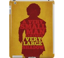 Game of Thrones - Tyrion: A Very Large Shadow iPad Case/Skin