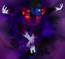 Nightcrawler by Sassophiliaco