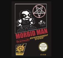 Morbid Man - 8 bit Black Metal by EvilutionE5150