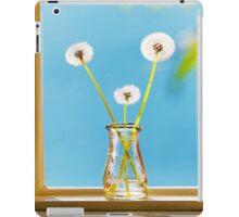 Spring Dandelions iPad Case/Skin