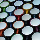 Cups at the Market by rhamm