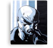 Xavier 01 - Painting Canvas Print