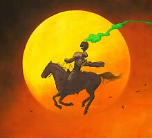 Headless Horseman by StacyDrum