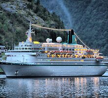 The MS Albatros  (1) by cullodenmist