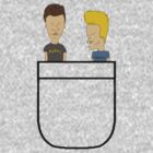 Beavis & Butthead In My Pocket by Alsvisions