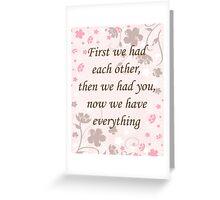 N 13005P Greeting Card