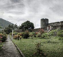 Fort Belgica, Bandanaira by Robbie Labanowski