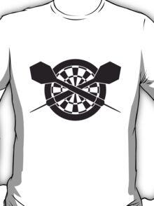 Darts Board T-Shirt