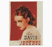 Bette Davis 'Jezebel' T-Shirt by TrueLoveTees