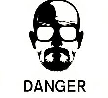 Breaking Bad-Walter White Danger by cescocir