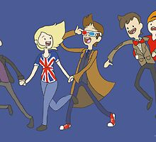 Adventure Timey WImey by Amelia Adams