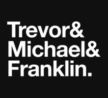 Trevor&Michael&Franklin. by innercoma