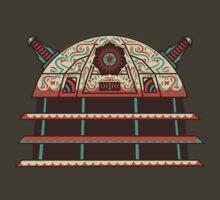 Dia de los Daleks by B4DW0LF