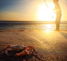 Mr Crab by rebeccasmart