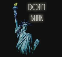 Don't Blink by marinasinger