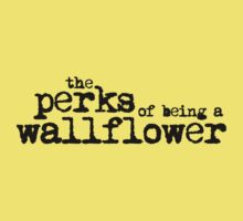 The Perks of Being a Wallflower by DangerLine
