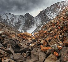 Barren rocks III (HDR) by zumi
