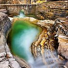 Natural pool in Zagori by Hercules Milas