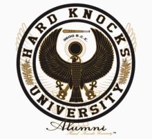 Hard Knocks University by MaatRaGraphics