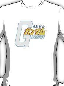 Gundam Orignial - Title Logo JP T-Shirt