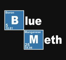 Blue meth by monkeybrain