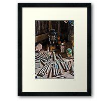 Workshop2 Framed Print