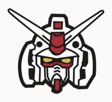 Gundam Head by UndeadWraith