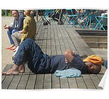 The siesta Poster