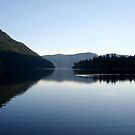 Crescent Lake by debidabble