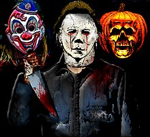 Michael myers - Halloween by American Artist