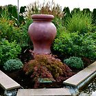 Tuscan Farm Garden Urn... by Carol Clifford